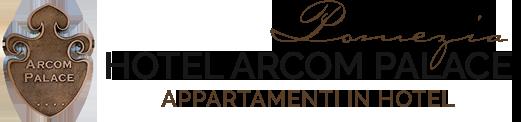 Logo Hotel Arcom Palace